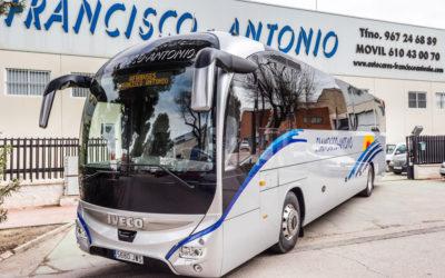 Alquiler de Autobuses Albacete