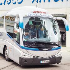 Autobús 55 plazas