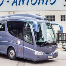 Autobús VIP 42 plazas